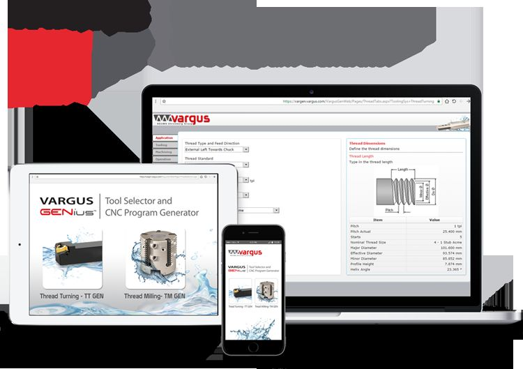 VARGUS GENius Software | Vardex | Products | Vargus